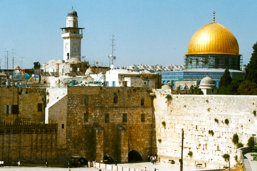 Jerusalem - Israel - Western Wall - Steven Andrew Martin - Jewel of Travel