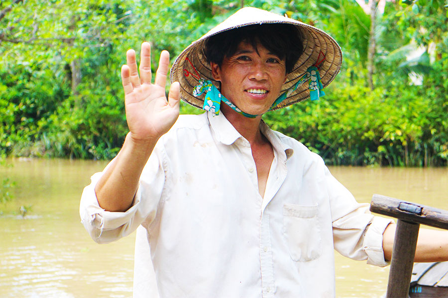 Mekong Delta Vietnam - Steven Andrew Martin - Exploratory Research - Southeast Asian Civilization