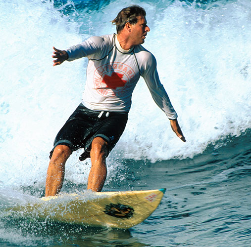 Lifeguards Hawaii State - Steven Andrew Martin - Surfing lifestyle