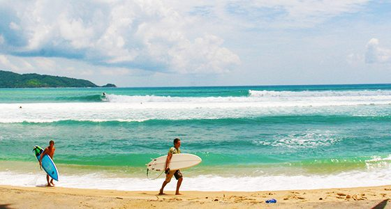 Surf Tourism Research