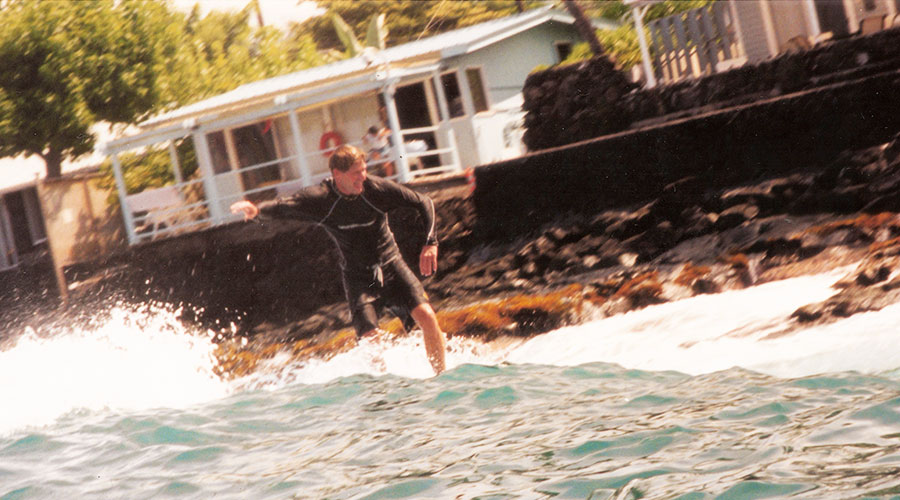 Surfing Experience and Lifestyle -Steven Andrew Martin - Beach House Hawaii