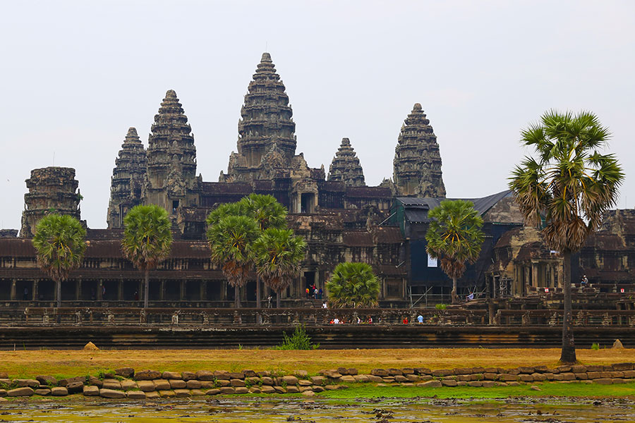 Angkor Wat Cambodia - Dr Steven Andrew Martin - Khmer Historical Research