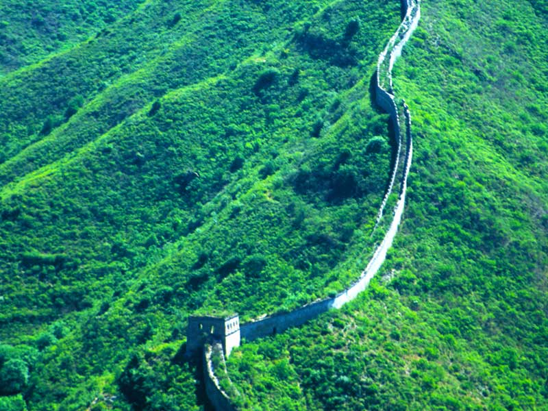 Great Wall of China - Huang Hua - Steven Andrew Martin