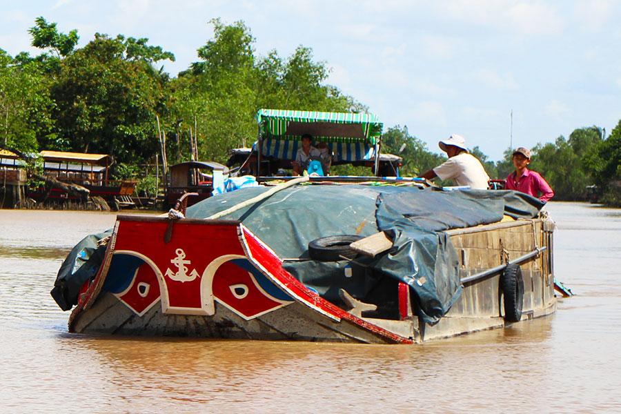 Mekong Delta Vietnam - Steven Andrew Martin - Exploratory Research