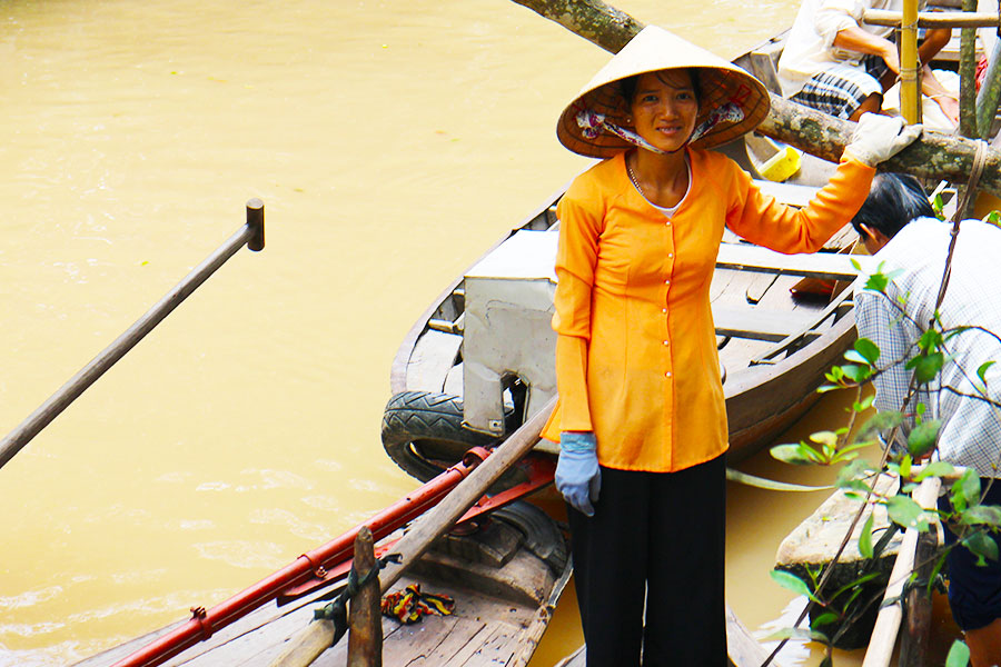 Mekong Delta People and Culture - Steven Andrew Martin - Tourism