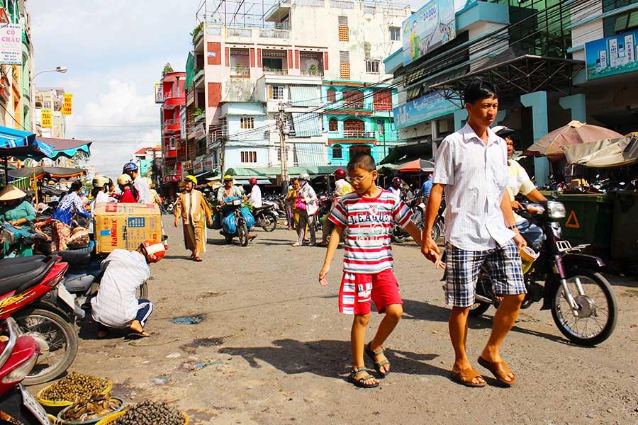 Mekong Delta Road - Steven Andrew Martin - Vietnam Research