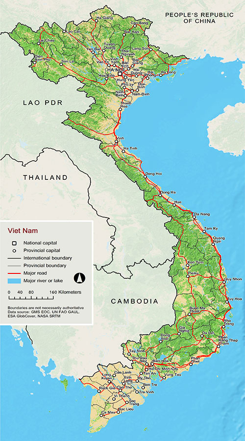 Vietnam - Southeast Asia - Research