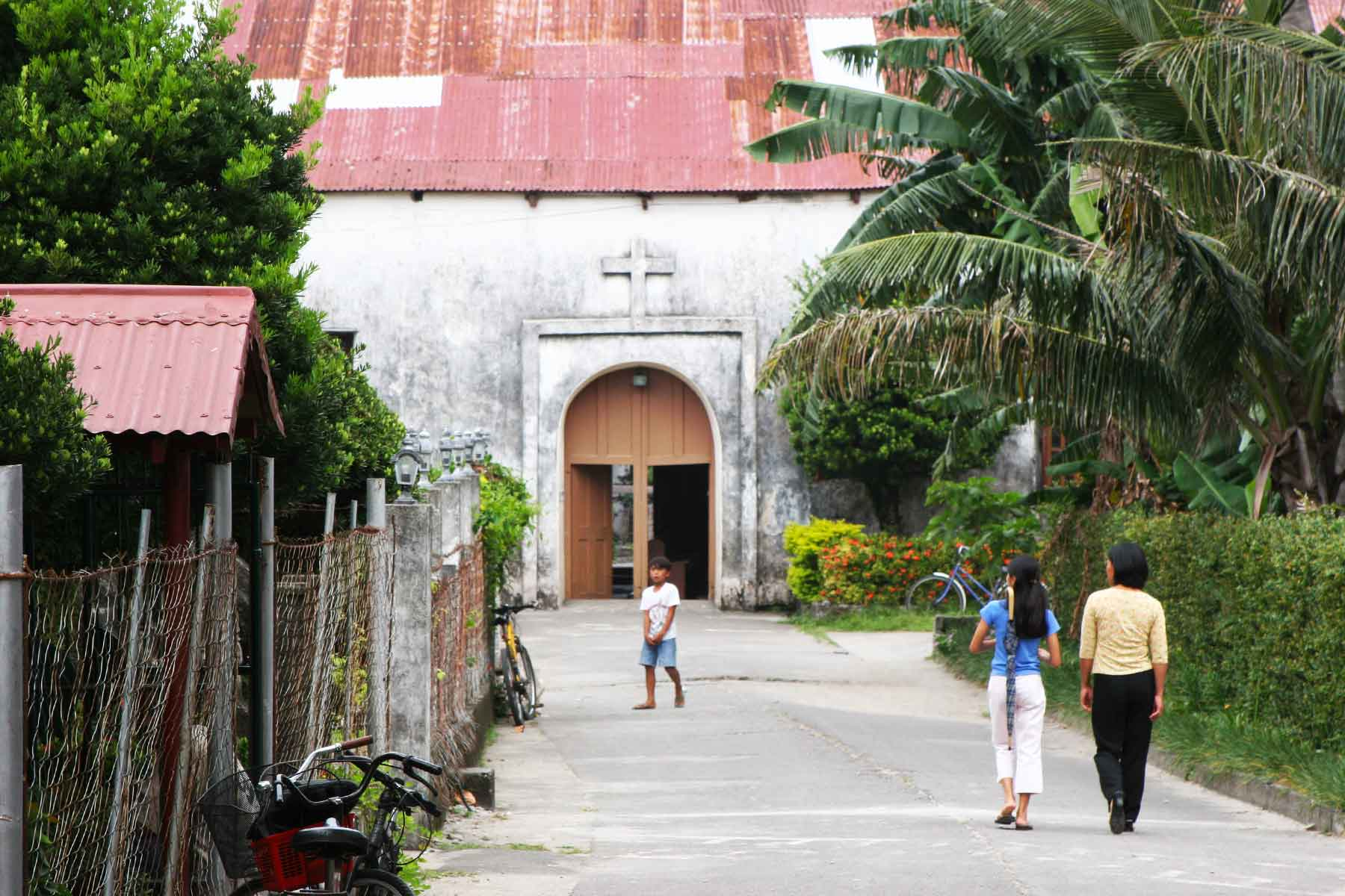 Batanes Islands Philippines - Austronesian Studies - Ivatan Culture - Catholic Church - Dr Steven Andrew Martin