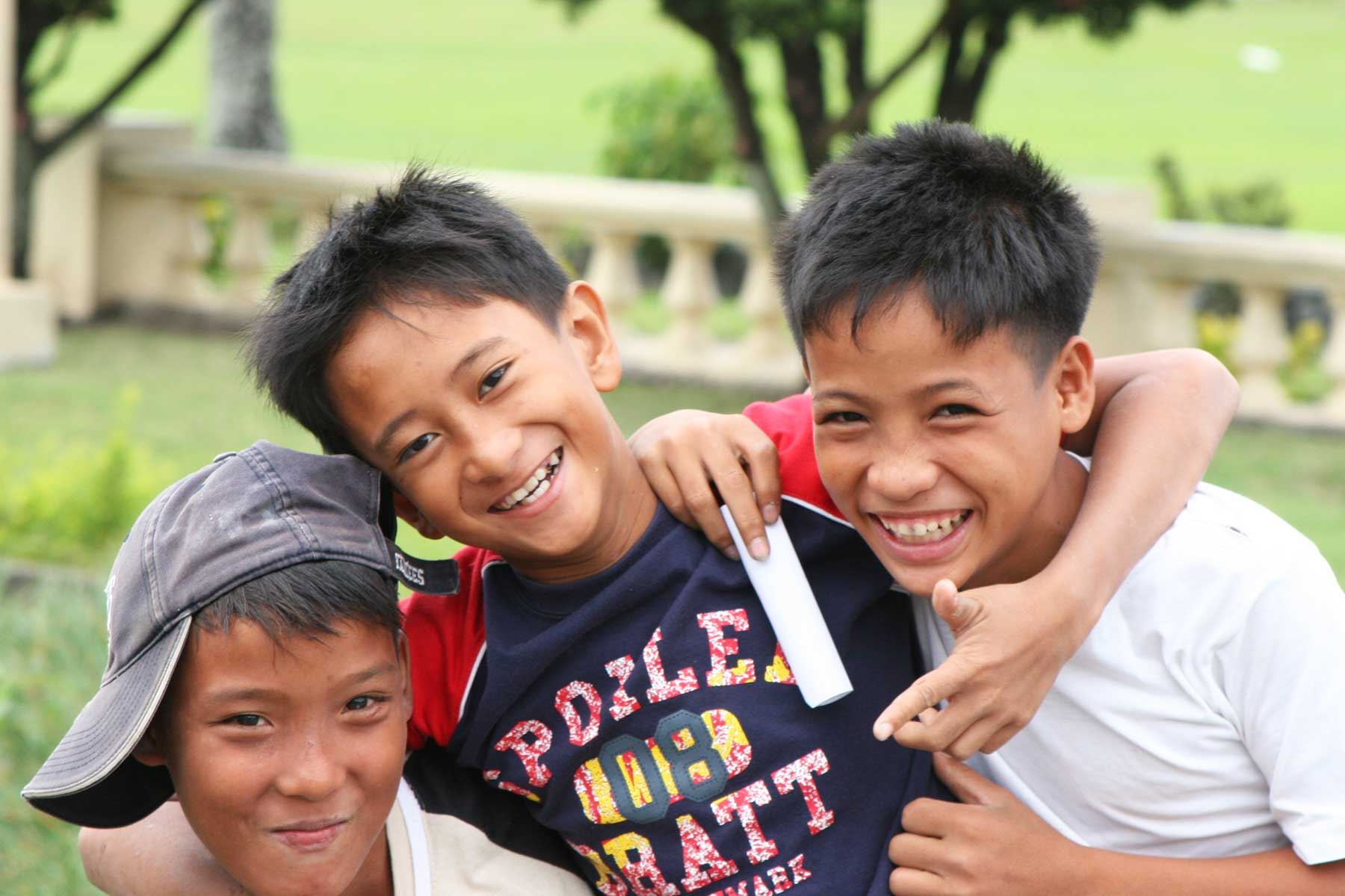 Batanes Islands Photo Journal - The Philippines - Austronesians - Ivatan Kids - Archaeological Research - Dr Steven Andrew Martin