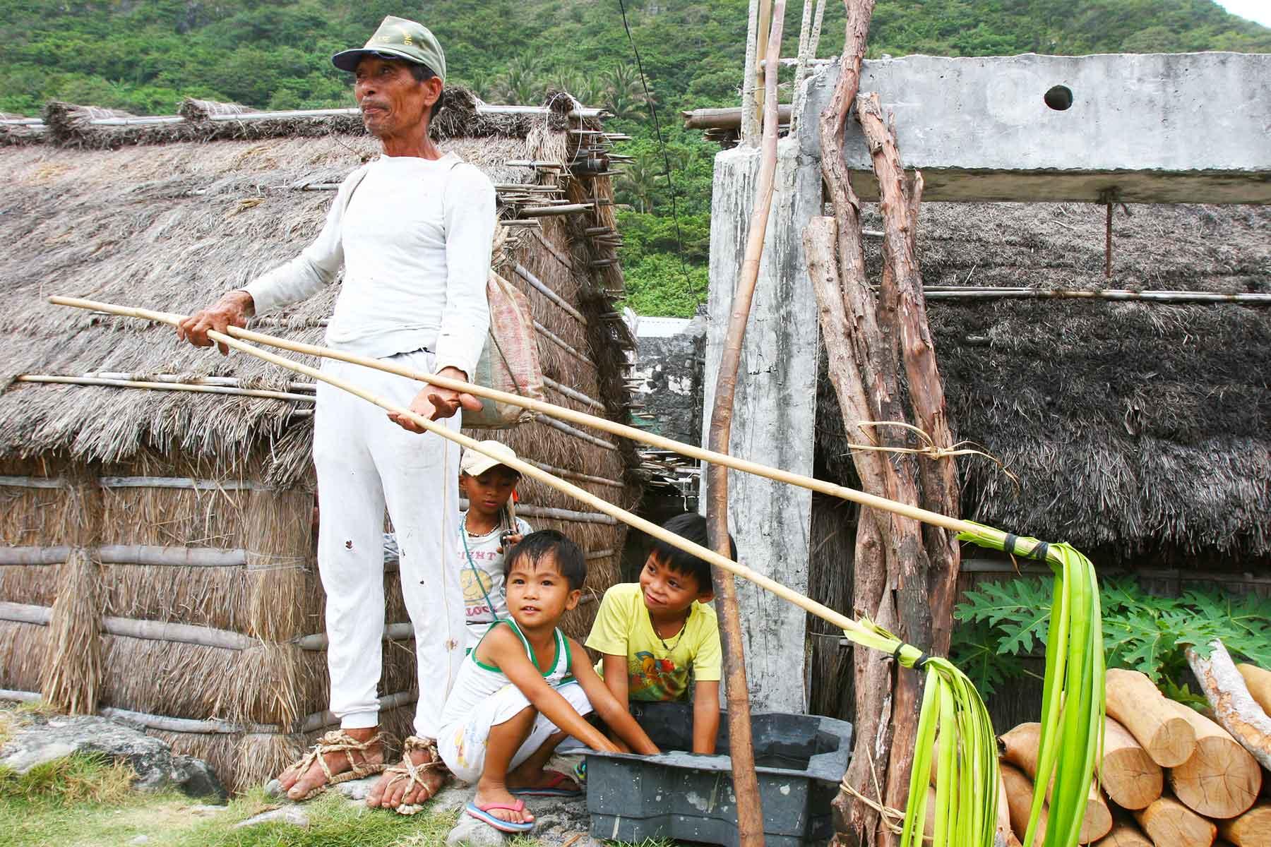 Ivatan Fisherman - Chavayan, Sabtang - Batanes Islands Photo Journal - Dr Steven Andrew Martin - Austronesian Research