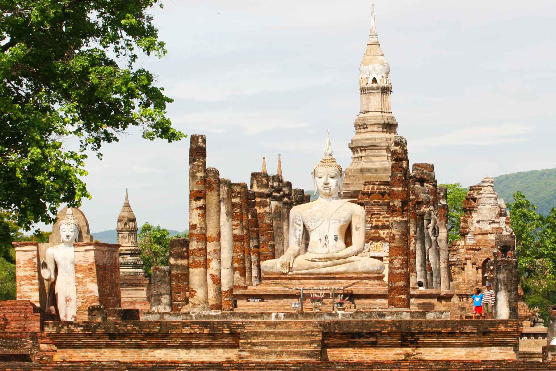 Southeast Asian Civilization | Sukhothai Historical Park | Sukhothai Kingdom 1238–1438 | UNESCO | Dr Steven Martin