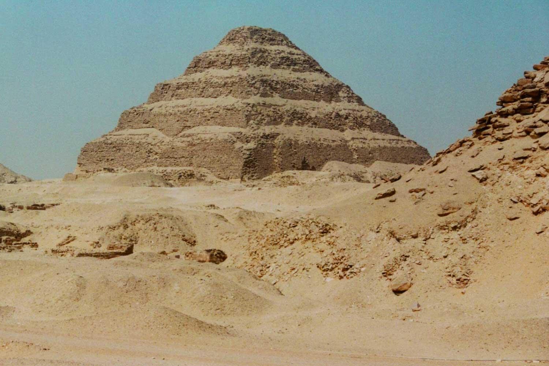 Pyramid of Djoser | Step Pyramid | Egypt | Dr Steven A Martin | Learning Adventure | International Education Online | Steven Martin PhD