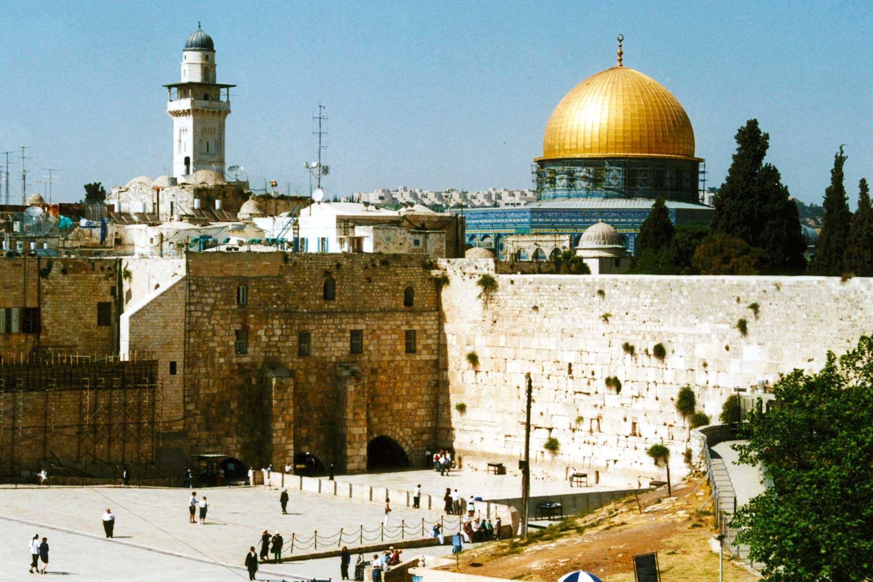 Western Wall | Temple Mount | Jerusalem | Israel | Dr Steven A Martin | International Education Online | Steven Andrew Martin