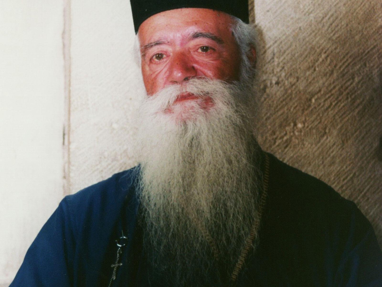 Christian Priest | Bethlehem | Israel | Dr Steven A Martin | International Education Online | Steven Andrew Martin