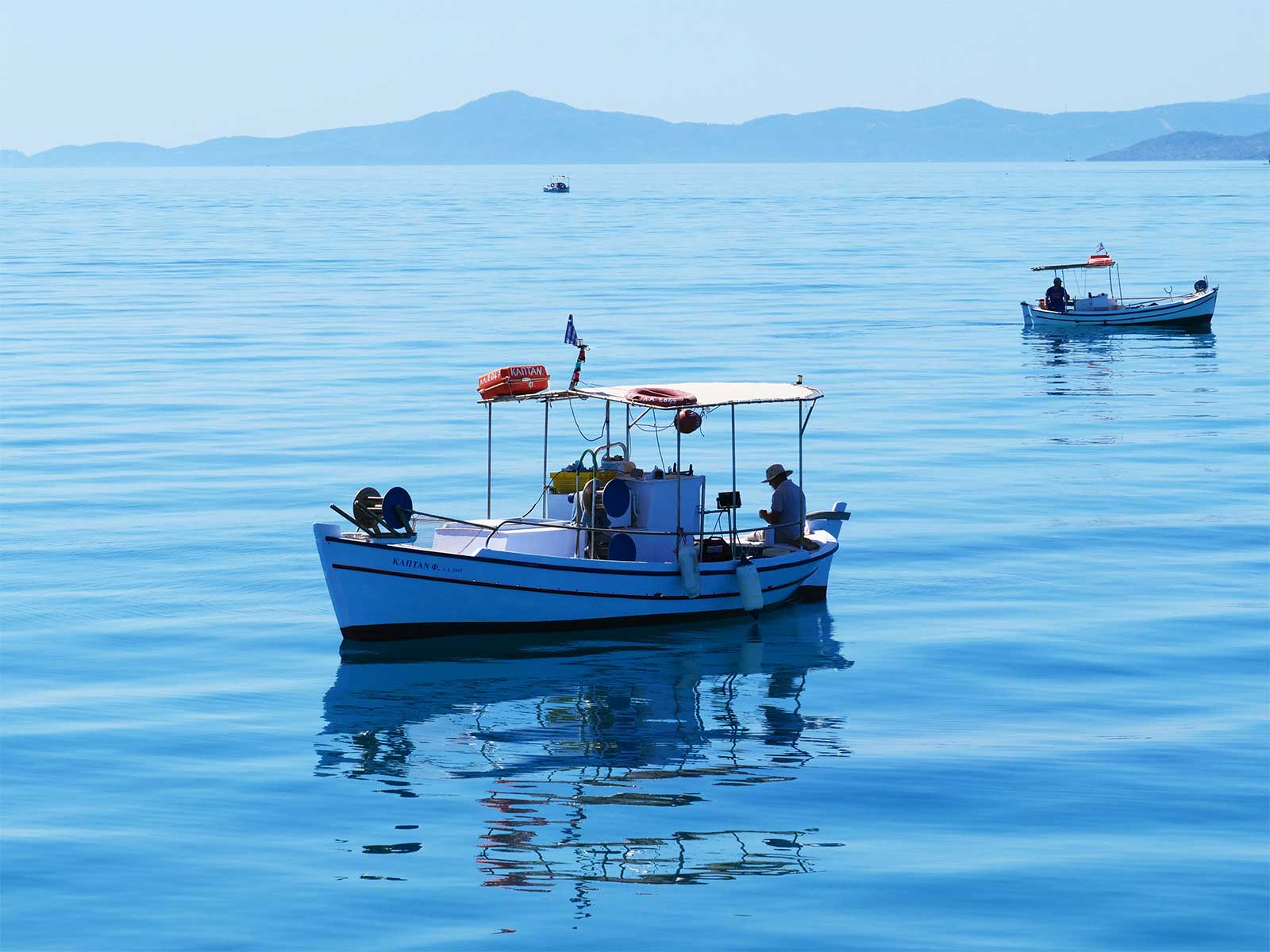 Greek Island of Aegina | Saronic Gulf | Greece | Photo Steven Andrew Martin 2019