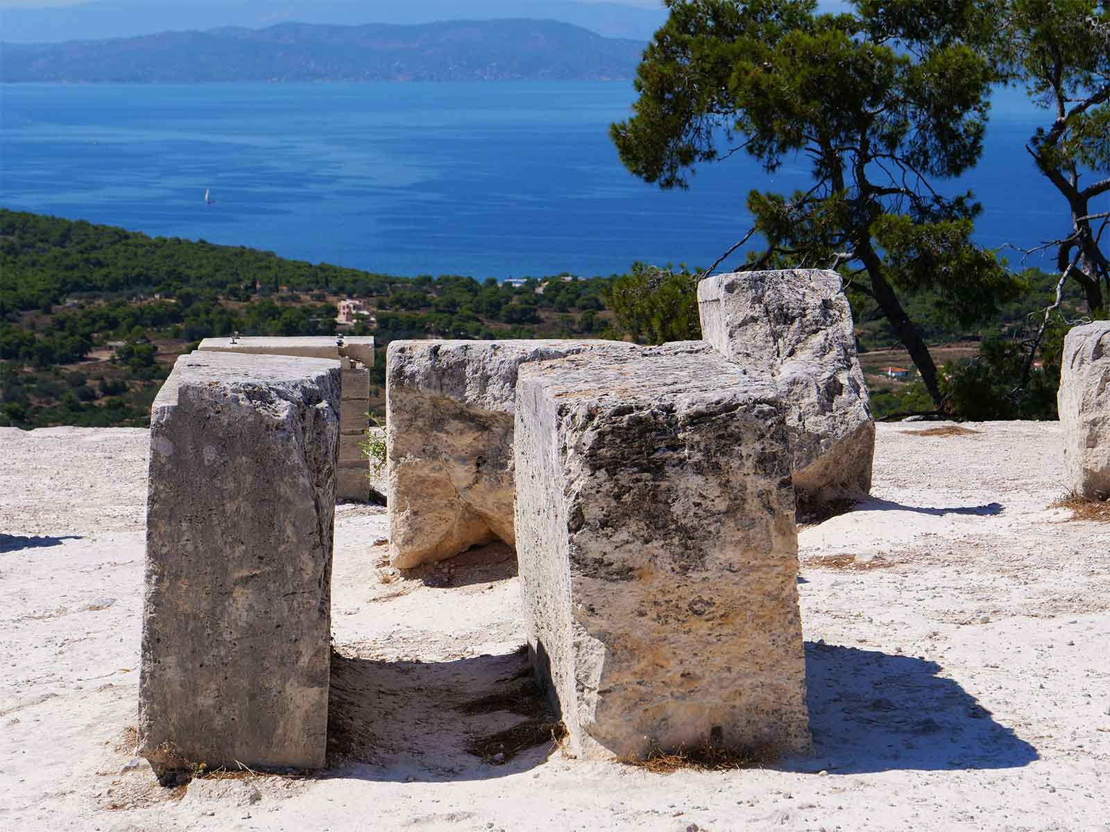 Greece   Learning Adventures   Dr Steven Andrew Martin   Greek Archaeology Research