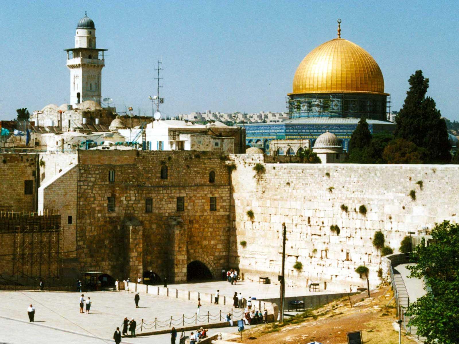 Jerusalem Israel |  Learning Adventure | Steven Andrew Martin