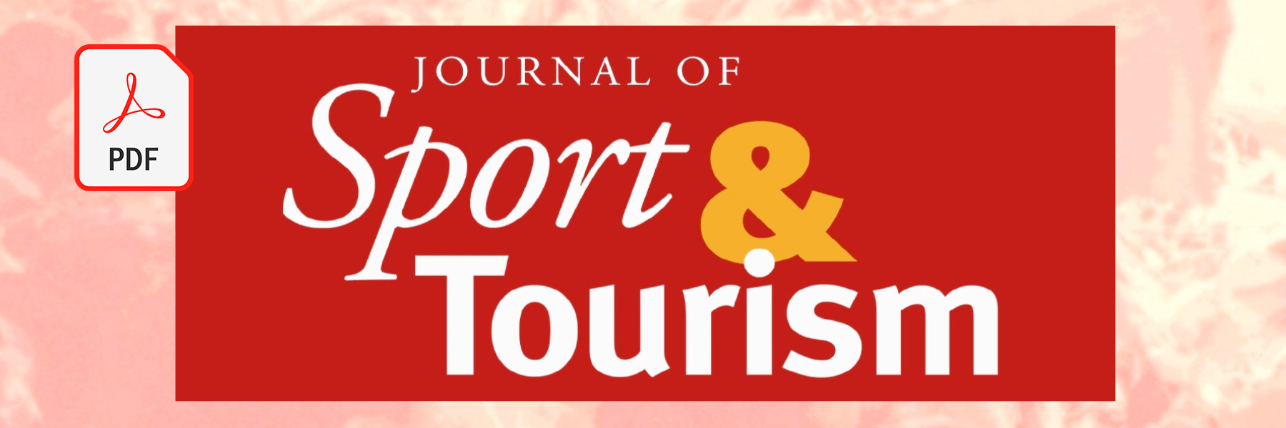 Dr Steven A Martin | Genesis of a new body of sport tourism literature | Systematic review of surf tourism research | Journal of Sport and Tourism