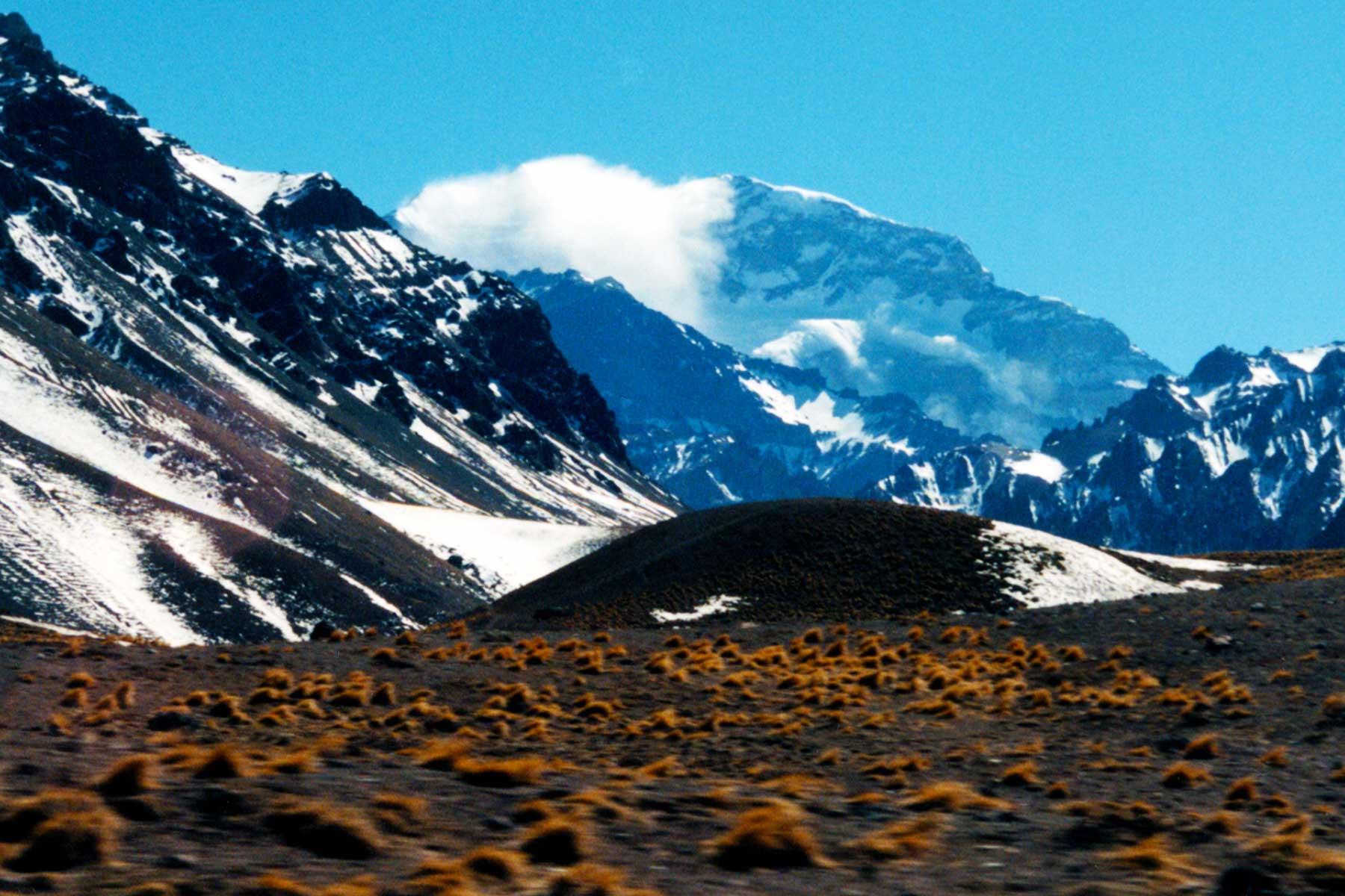 Aconcagua | Argentina | Steven Andrew Martin | South America | Travel Journal | Dr Steven Martin