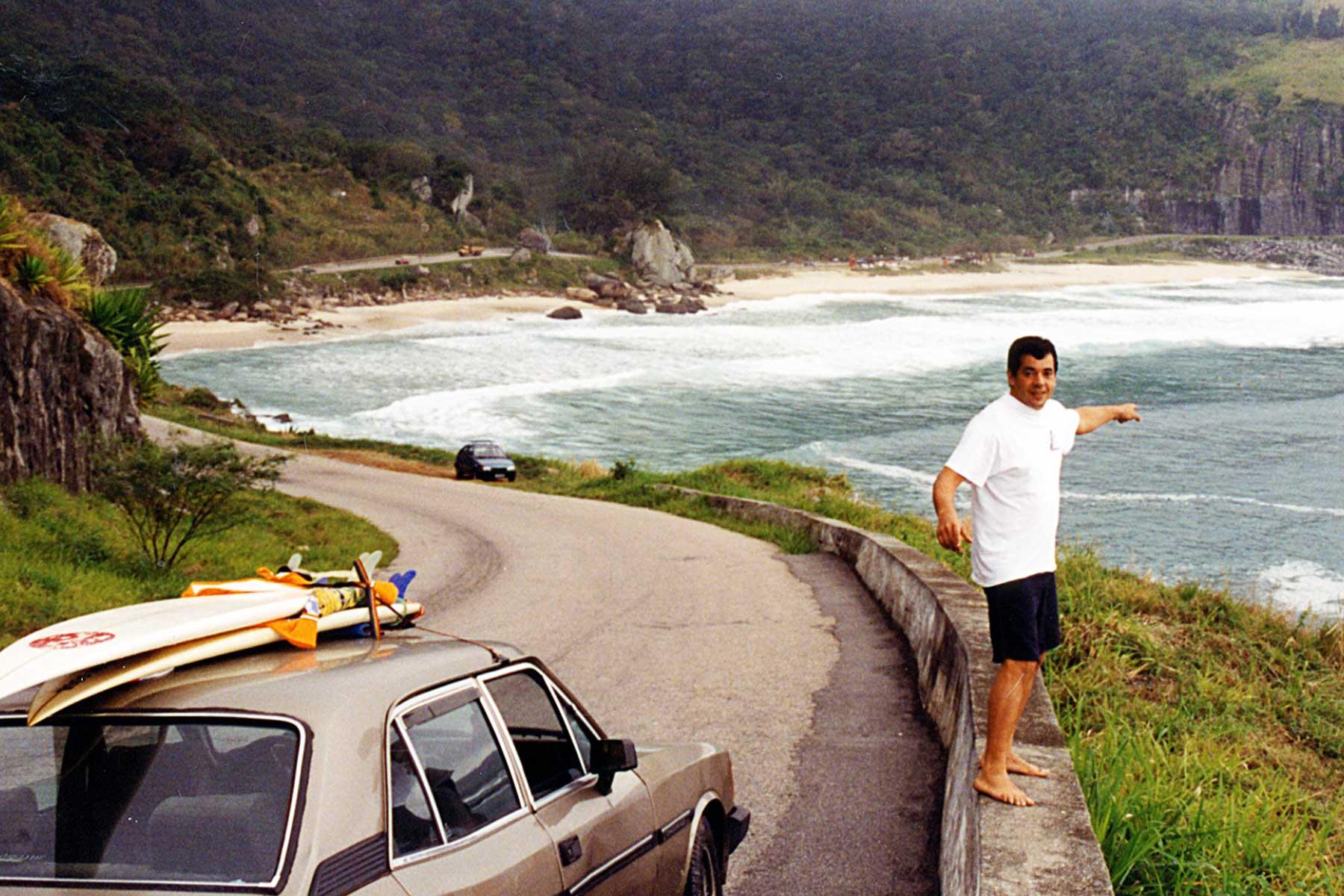 Brazil | Rio | Surfing | Steven Andrew Martin | South America | Travel Journal | Dr Steven Martin