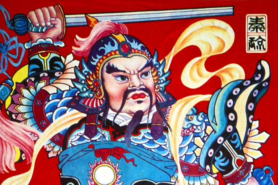 Chinese Culture - Philosopher Warrior - China Culture Study Tour - Photo Journal - Steven Martin PhD - Eastern Civilization
