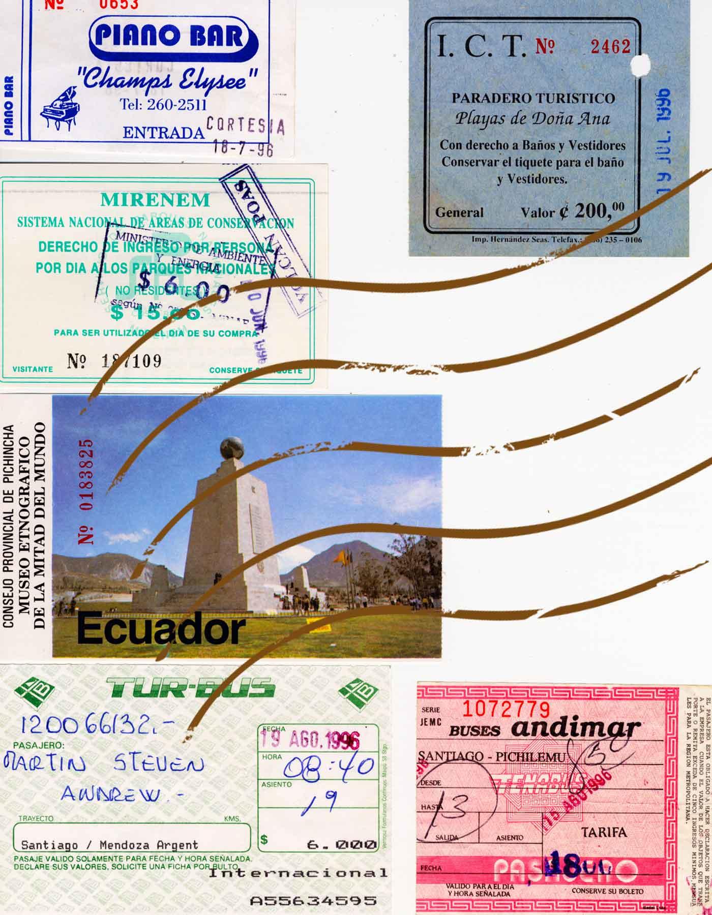 Steven Andrew Martin | South America | Travel Journal | Dr Steven Martin