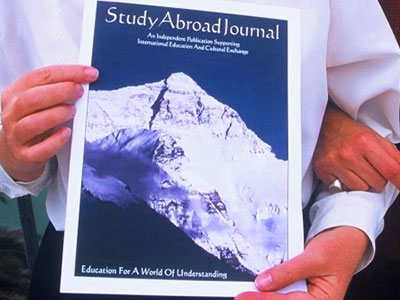 Study Abroad Journal - Eduction for a World of Understanding - Dr Steven A Martin