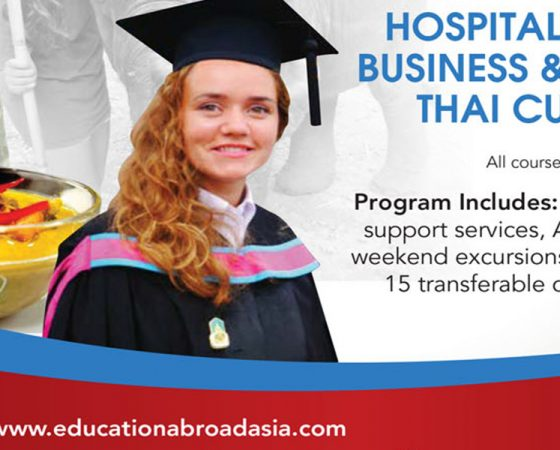 Education Abroad Asia