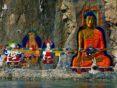 Buddhist Culture - Lhasa Tibet - Eastern Civilization - Steven A Martin