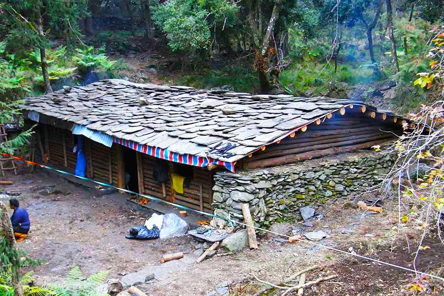 Bunun House Laipunuk Taiwan - Ethnohistorical Reconstruction - Dr Steven Andrew Martin