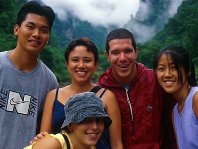 Study Abroad - Chinese Culture Study Tour 2000 - Steven Andrew Martin PhD