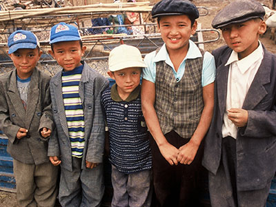 China Silk Road | Kashgar Xinjiang Uyghur | Steven Andrew Martin | Study Abroad Journal