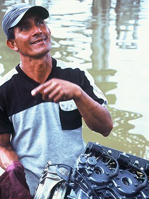 Amazon Rainforest | El Coca Ecuador | Steven Andrew Martin | Puerto Francisco de Orellana | Dr Steven Martin