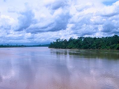 Napo River - Environmental Studies - Amazon River - Dr Steven A Martin