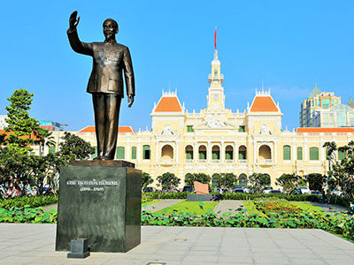A Day in Ho Chi Minh City Vietnam - Steven Andrew Martin - Southeast Asian Civilization