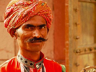 Hindu Culture - Agra India - Eastern Civilization - Steven A Martin - Study Abroad Journal