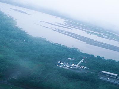 Amazon Oil Rig | El Coca, Ecuador | Dr Steven Andrew Martin | Environmental Photo Journal