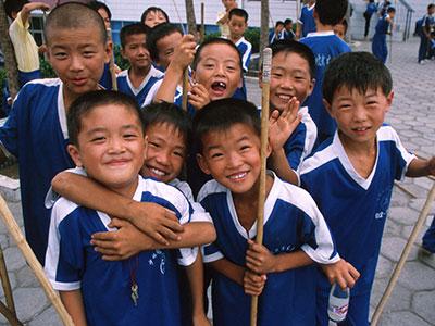 Kung Fu School - Shaolin Temple China - Dr Steven A Martin