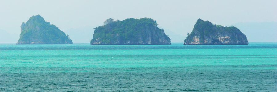 Thai Geography | ภูมิศาสตร์ ประเทศไทย