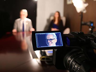 Personal Interviews - Steven Andrew Martin - Video and Film - University Filmworks