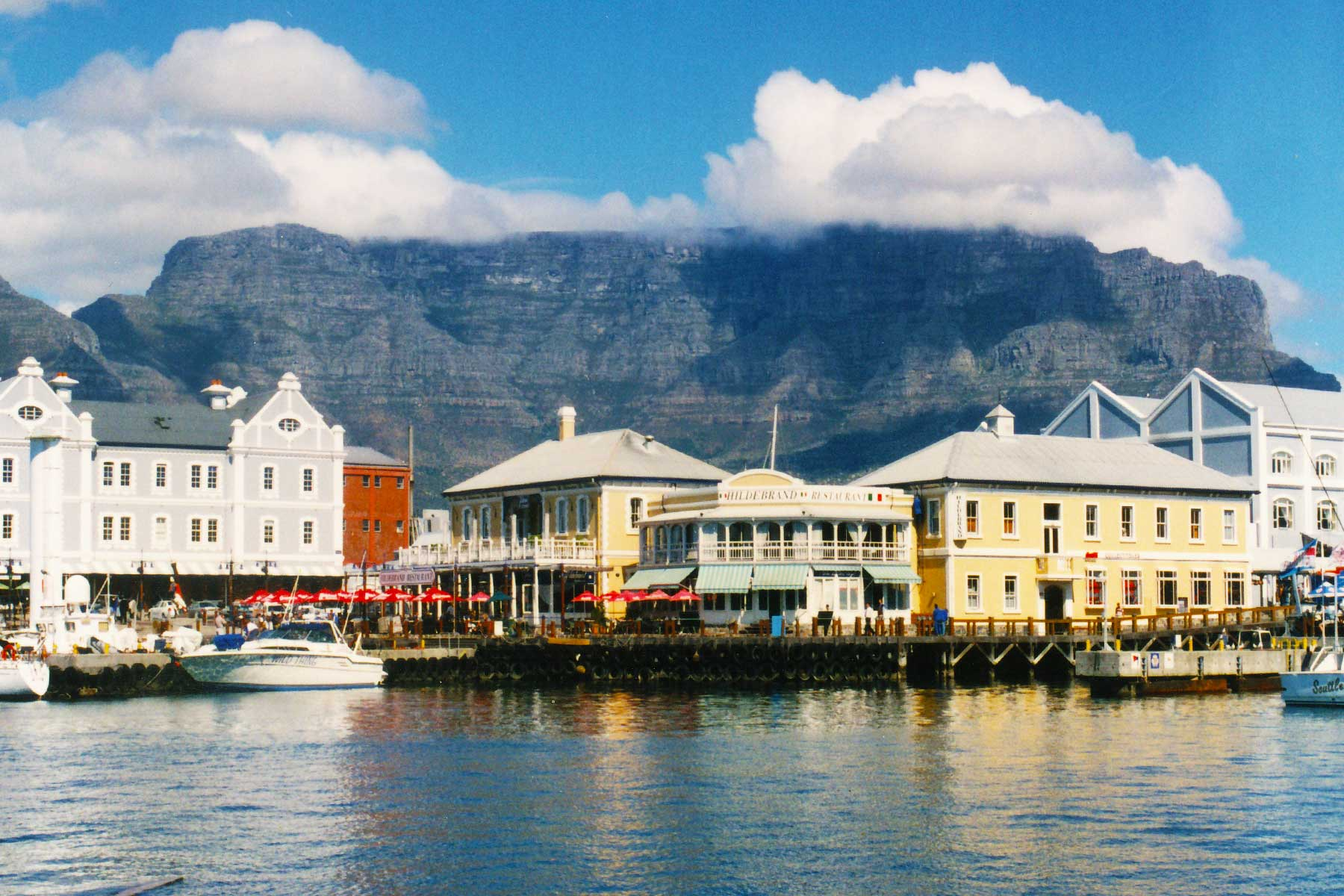 Waterfront - Cape Town - Steven Andrew Martin PhD - South Africa Photo Journal