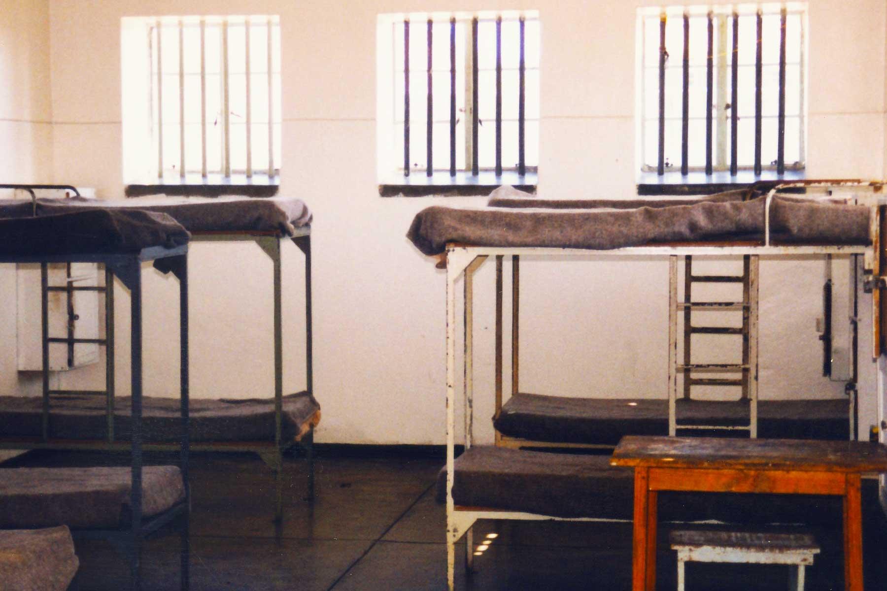 Nelson Mandela - Prison Cell - Robin Island - Steven Andrew Martin - South Africa Photo Journal
