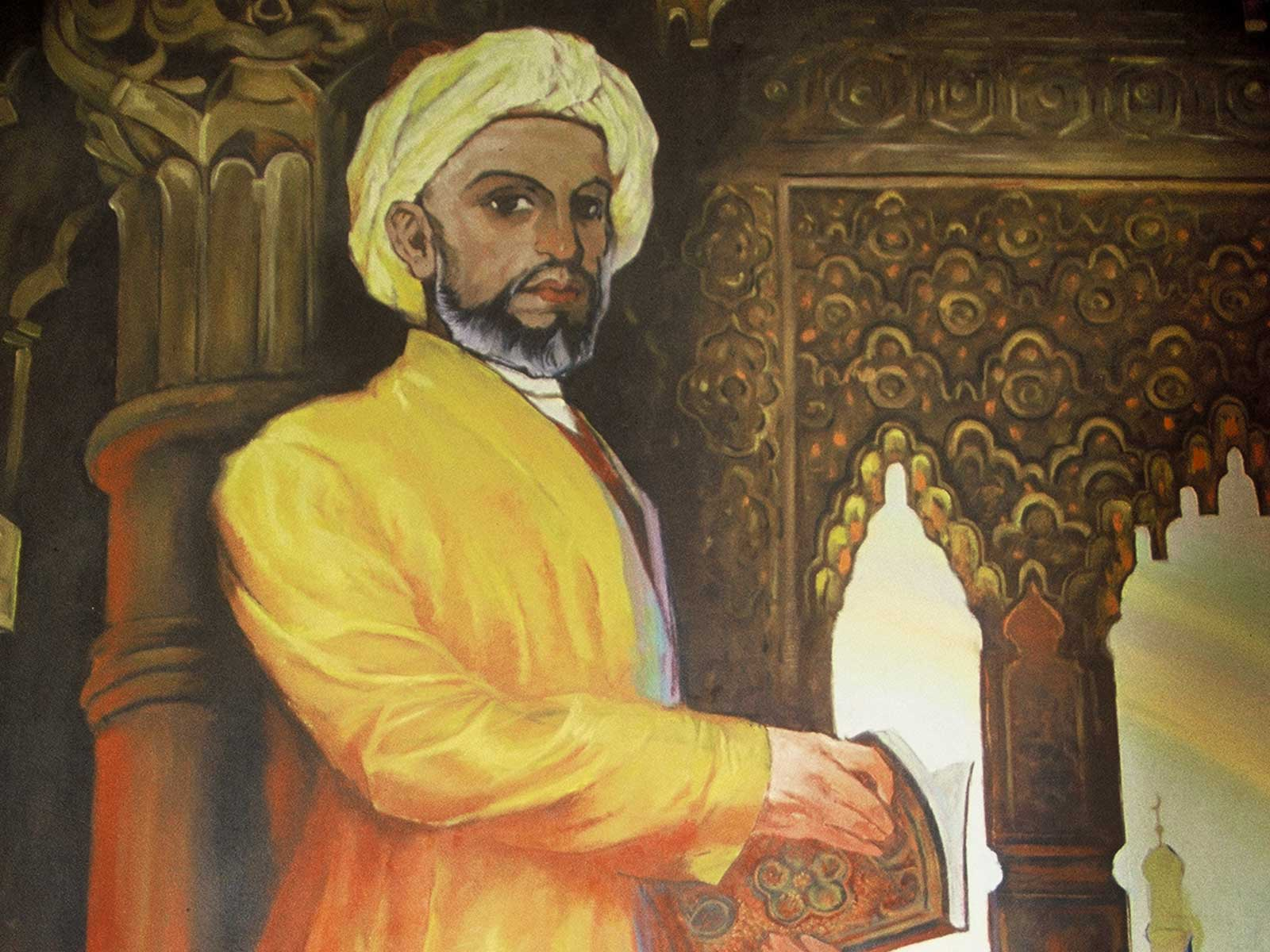 Yusuf Balasaguni - 11th century Islamic Philosopher - China Silk Road - Steven Andrew Martin PhD - Study Abroad Photo Journal