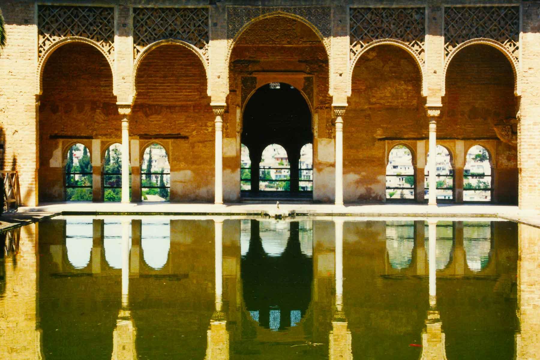 Alhambra - Granada Spain - Study Abroad Journal - Steven Andrew Martin