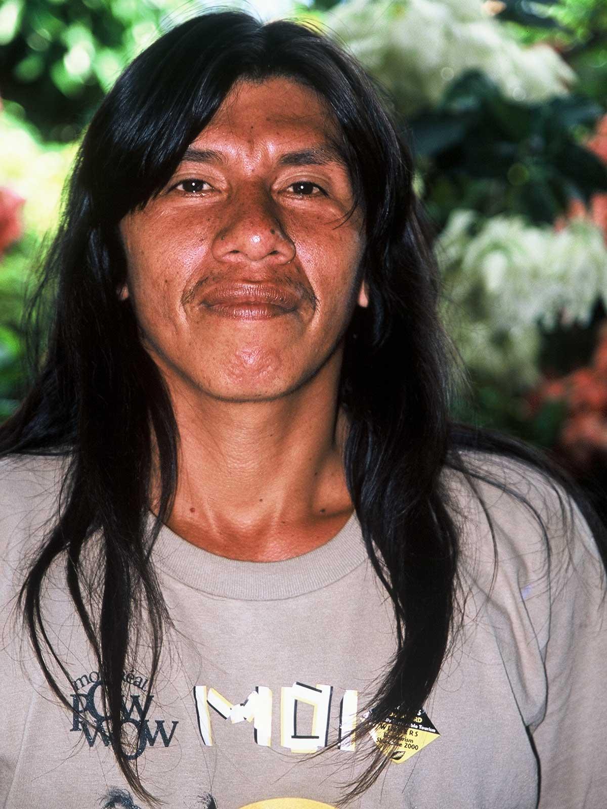 Amazon Eco-Warrior | Moi Enomenga | Ecuador Photo Journal | Steven Andrew Martin | Amazonia | Yasuni Park