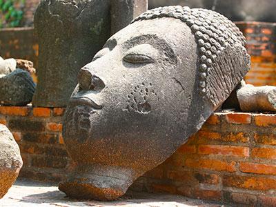 Ayutthaya Period (1351–1767) | Thailand Photo Journal | Dr Steven A Martin | Thai Geography