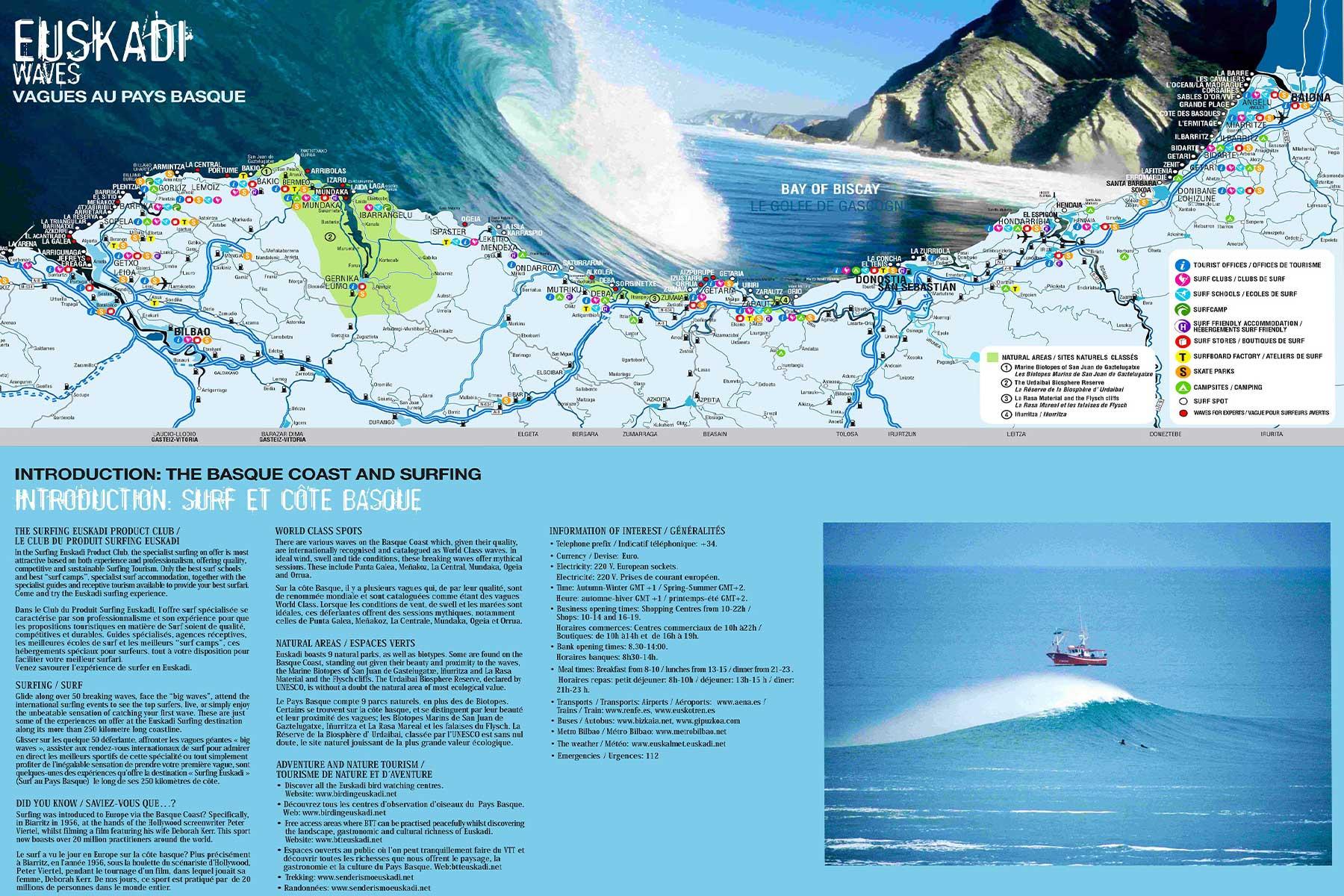 Surfing Spain | Ubiri point break | Karramarro (Crab) Basque | Steven Andrew Martin | Bay of Biscay | Surfing the Basque Coast, Spain