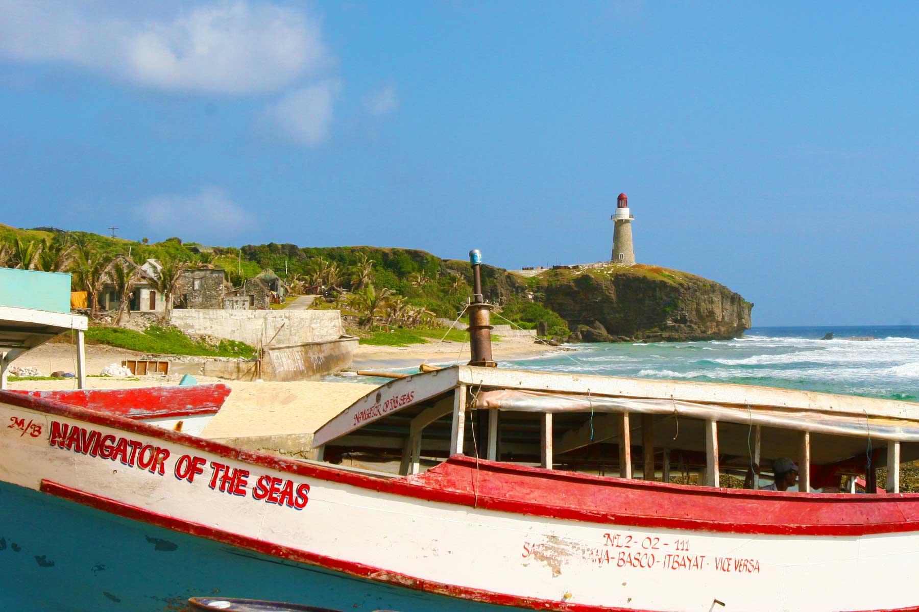 Sabtang Lighthouse - Batanes Islands Photo Journal - Ivatan Boat House - San Vicente - Austronesian Studies - Dr Steven Andrew Martin