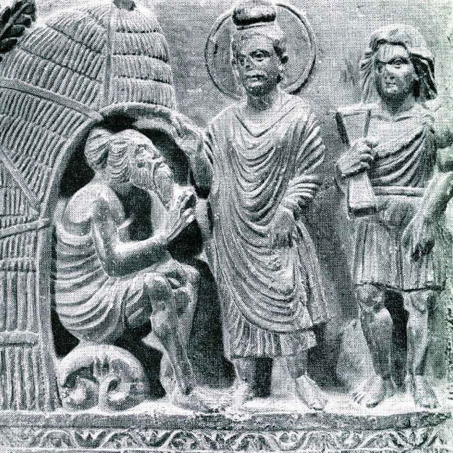 Gandhara Pakistan Museum Buddhism Research - Dr Steven Andrew Martin - Eastern Civilization