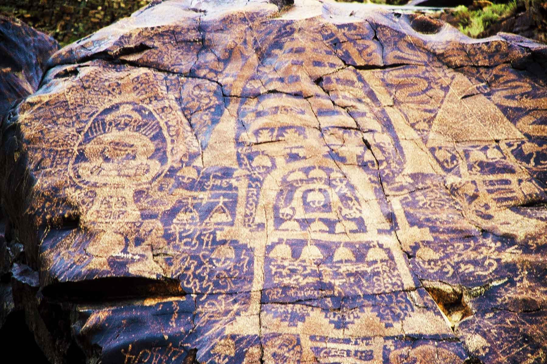 Buddhist rock carvings | Indus River | Shatial Chilas Pakistan | Steven Andrew Martin | Silk Road | Sogdian Iranian Civilization